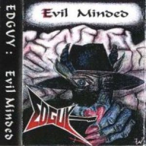 Edguy - Evil Minded cover art