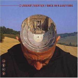 Dream Theater - Once in a Live Time cover art