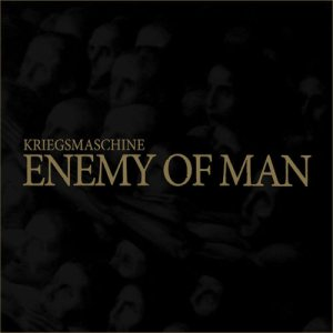 Kriegsmaschine - Enemy of Man cover art