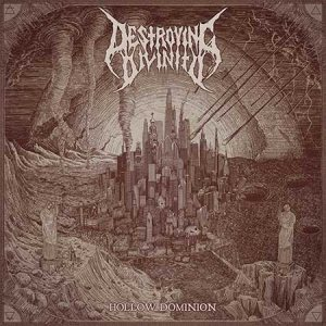 Destroying Divinity - Hollow Dominion cover art