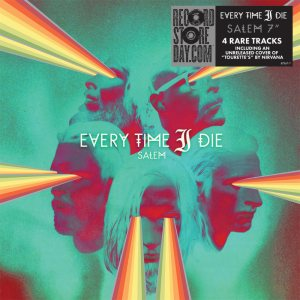 Every Time I Die - Salem cover art