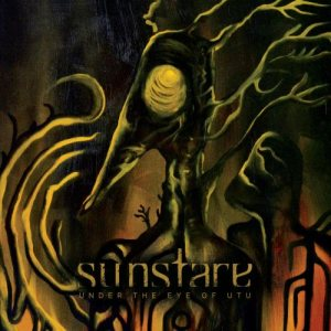 SunStare - Under the Eye of Utu cover art