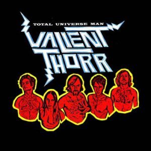 Valient Thorr - Total Universe Man cover art