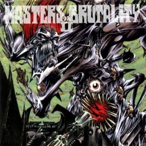 Various Artists - Masters of Brutality 2 cover art