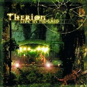 Therion - Live in Midgard cover art