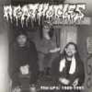 Agathocles - The LPs : 1989 - 1991 cover art