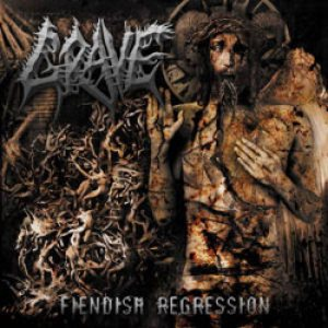 Grave - Fiendish Regression cover art