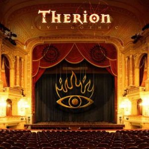 Therion - Live Gothic cover art
