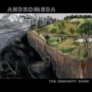 Andromeda - The Immunity Zone cover art