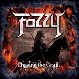 Fozzy - Chasing the Grail cover art