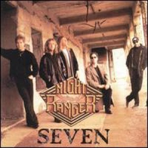 Night Ranger - Seven cover art