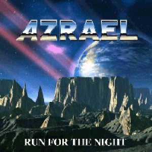 Azrael - Run for the Night cover art