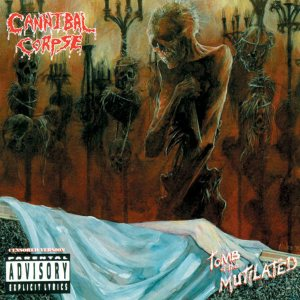 Cannibal Corpse - Tomb of the Mutilated cover art