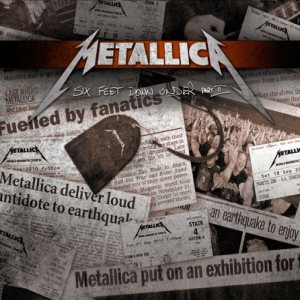 Metallica - Six Feet Down Under Part II