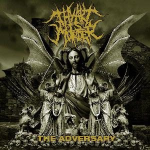 Thy Art Is Murder - The Adversary cover art