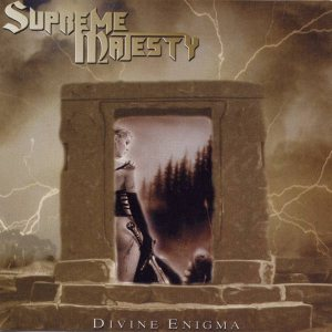 Supreme Majesty - Divine Enigma cover art