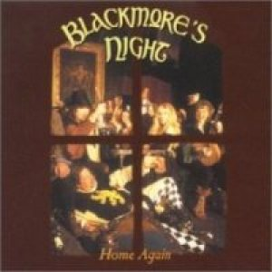 Blackmore's Night - Home Again cover art