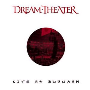 Dream Theater - Live At Budokan cover art