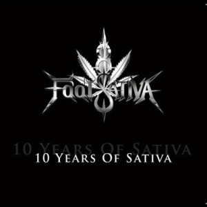 8 Foot Sativa - 10 Years of Sativa cover art