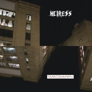 Heiress - Narrows / Heiress cover art
