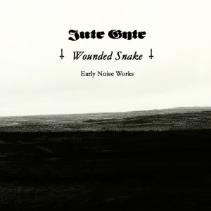 Jute Gyte - Wounded Snake cover art