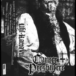 UHL / Karcavul - Cancer au Presbytère cover art