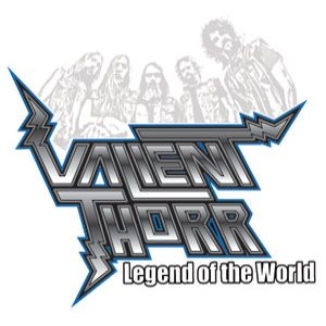 Valient Thorr - Legend of the World cover art