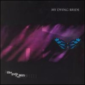 My Dying Bride - Like Gods of the Sun cover art