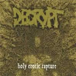 Decrypt - Holy Erotic Rapture cover art