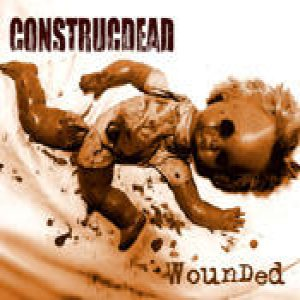 Construcdead - Wounded cover art