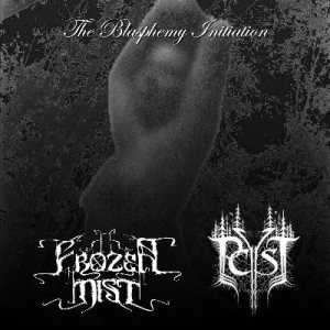 Frozen Mist - The Blasphemy Initiation cover art