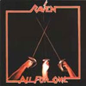 Raven - All for One cover art