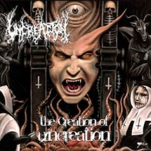 Uncreation - The Creation to Uncreation cover art