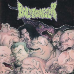 Balatonizer - Occlused in Ottusity cover art