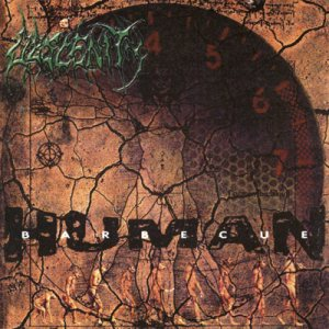 Obscenity - Human Barbecue cover art