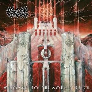 Vader - Welcome to the Morbid Reich cover art