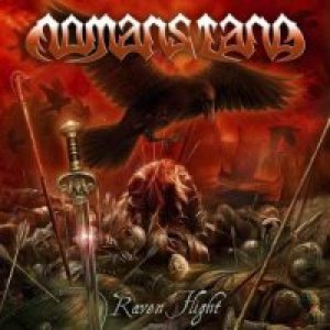 Nomans Land - Raven Flight cover art