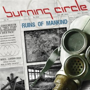 Burning Circle - Ruins of Mankind cover art
