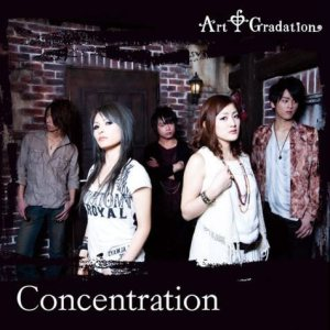 Art of Gradation - Concentration cover art