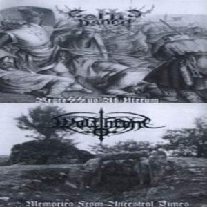 Wolfthrone - Regressus Ad Uterum / ...Memories from Ancestral Times cover art