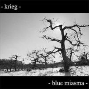 Krieg - Blue Miasma cover art