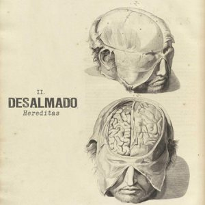 Desalmado - Hereditas cover art