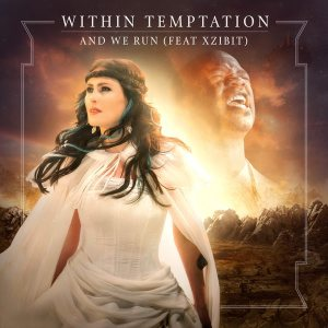 Within Temptation - And We Run cover art