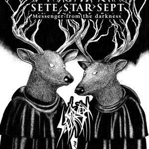 Sete Star Sept - Messenger From the Darkness cover art