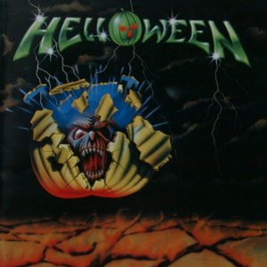 Helloween - Helloween cover art
