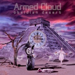 Armed Cloud - Obsidian Desert cover art