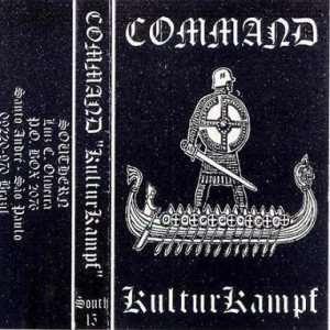 Command - Kulturkampf cover art