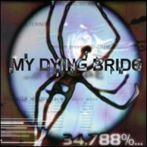 My Dying Bride - 34.788%... Complete cover art