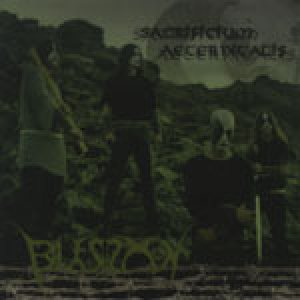 Blessmon - Sacrificium Aternitalis cover art