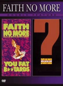 Faith No More - Live At the Brixton Academy - Who Cares a Lot? cover art
